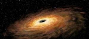 ماده تاریک راهنمای رشد سیاهچاله های بزرگ
