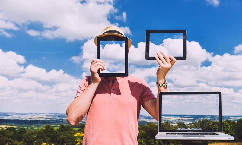 بررسی شاخصههای هويت بصری در رسانه ملی