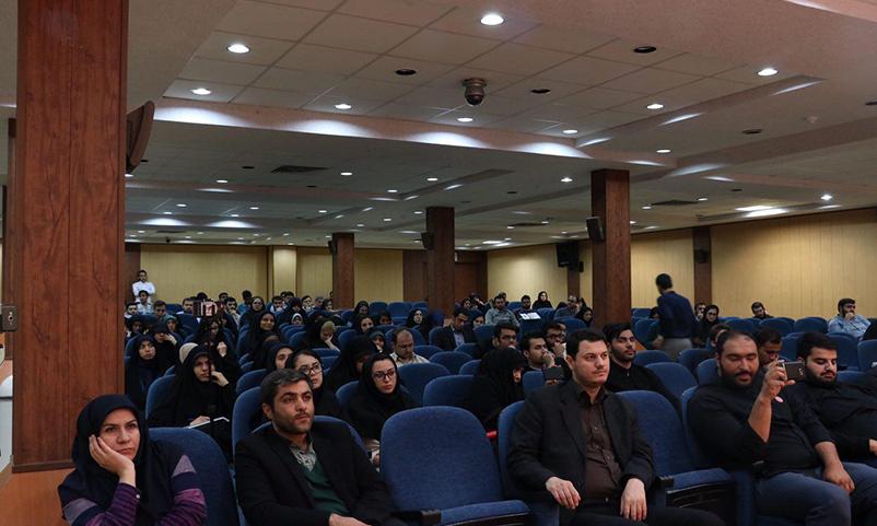 مشروح سخنان نادر طالب زاده و علی علی زاده در نشست سیاست و رسانه